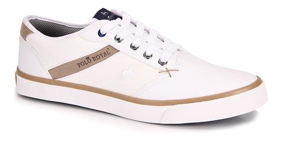 Tênis Casual Masculino Polo Royal