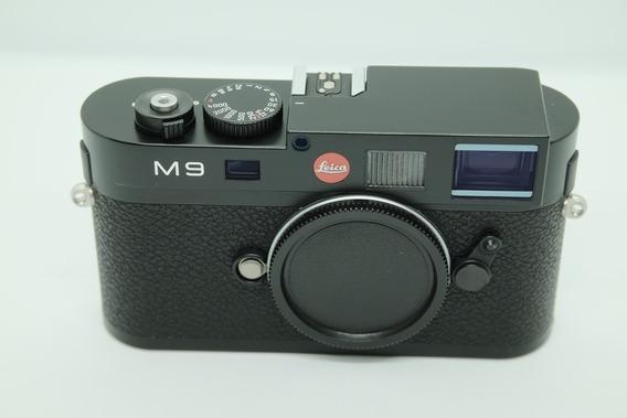 Leica M9 - Impecável, Sensor Novo, Camera Digital Full Frame