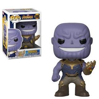 Funko Pop Avengers Infinity War Thanos