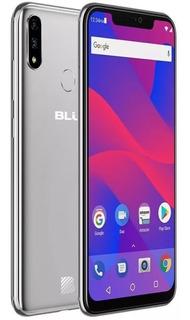 Smartphone Blu Vivo Xi+ 4ram 64gb Tela 6.2 Lte Dual Prata