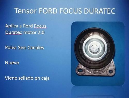 Tensor Correa Multicanal Ford Focus Duratec - Ecosport