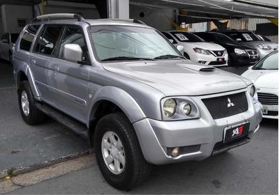 Mitsubishi Pajero Sport 2.5 4x4 Aut. 5p 2008