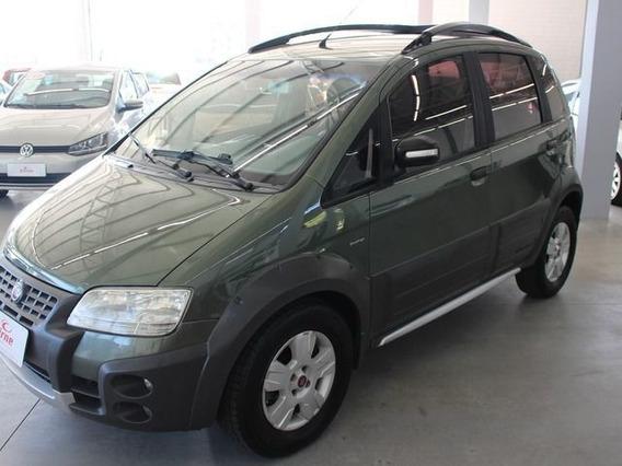 Fiat Idea Adventure Dualogic 1.8 8v Flex, Owu1102