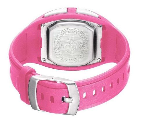 Relógio Feminino  Tuguir Digital Tg1602 - Rosa