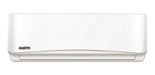 Imagen 1 de 1 de Aire acondicionado Sanyo split frío/calor 2800 frigorías blanco 220V KCS32HA3AN
