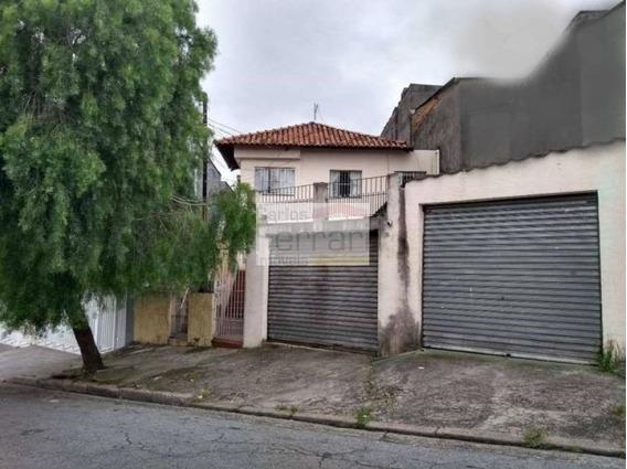 Sobrado Na Vila Aurora Com 310m² - Cf22524