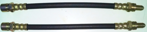 Kit 2 Pçs Flexivel De Freio Traseiro Astra Hatch 94 / 96