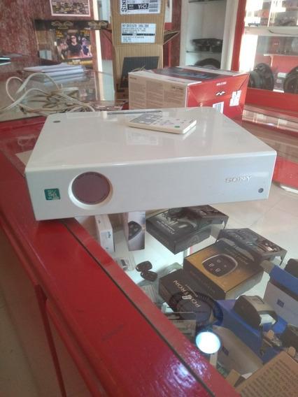Projetor Sony Vol Cs6