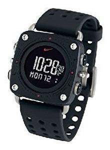 Relógio Nike Drill Wc0070-002-semi Novo - Preto - Watch Nike