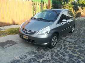 Honda Fit 2008 Ex At Ba Cvt Factura De Agencia