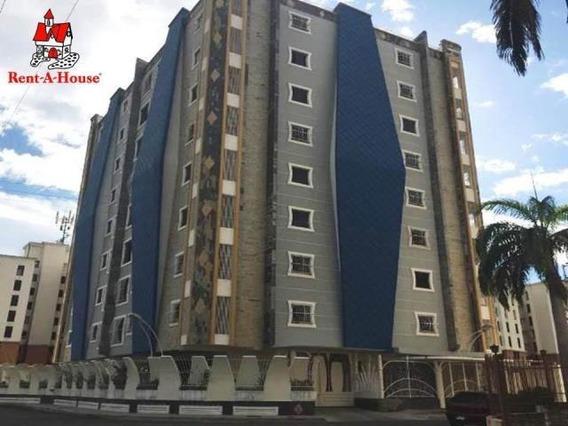 Apartamento En Venta Urb Los Chaguaramos Maracay Mj 20-301