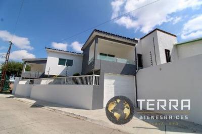 Venta Casa De 2 Plan, 3 Hab, 4 Bañ, Arboledas Del Pedregal