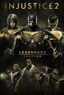Injustice 2 Legendary Edition Xbox One Offline