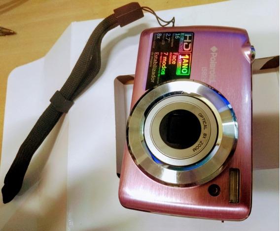 Câmera Polaroid Is829 16mp Sucata P/tirar Peças.