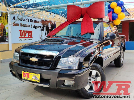 Chevrolet S10 Executive 2,4 Flex Cabine Dupla