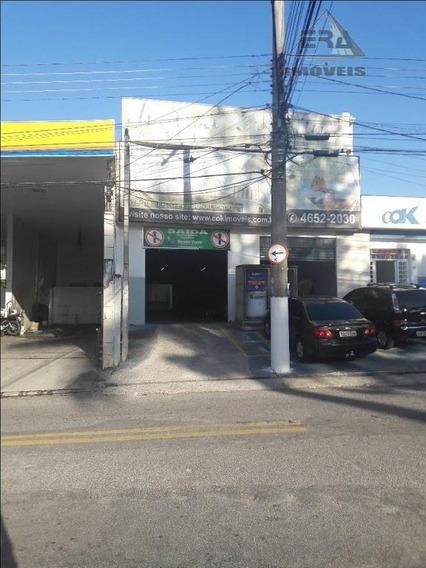 Salão Comercial À Venda, Centro, Arujá - Sl0048. - Sl0048