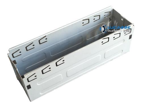 Faja Consola Zuncho Universal De Chapa P/ Stereo Metalica