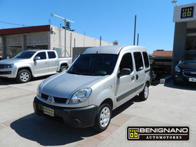 Kangoo 2012 Grand Confort Full 1.5 Td Asientos. Impecable !!