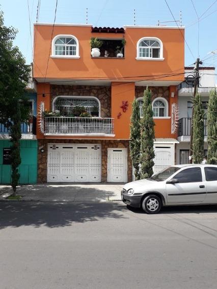 Se Vende Casa En Colonia Santa Rosa, Guadalajara, Jal.