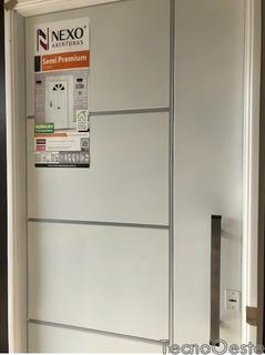 Puerta Nexo Doble Chapa Inyectada 80x200 Semi Premium 5t