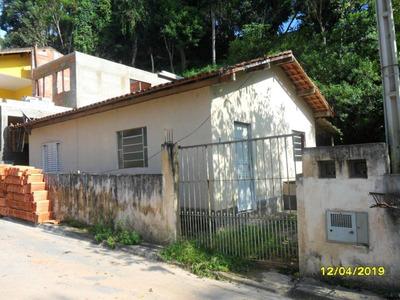 Terreno Com 250 M² Com Casa Simples Cod: 4020