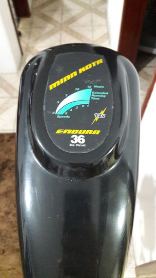 Motor Elétrico Minn Kota 36lbs