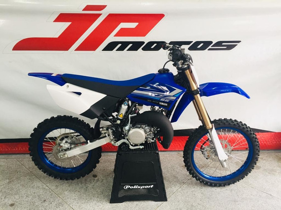 Yamaha Yz 85lw 2020 Azul 0km