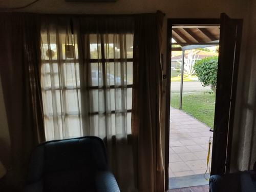 Accesible Casa En Villa Argentina Con Parrillero -3 Dorm.-
