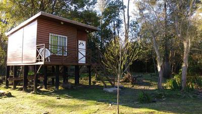 Alquiler Casa Cabaña En Delta Tigre Islas (tarjetas)