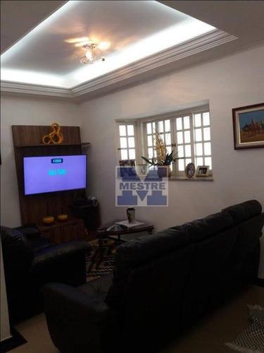 Sobrado Com 3 Dormitórios À Venda, 120 M² Por R$ 550.000,02 - Picanco - Guarulhos/sp - So0764