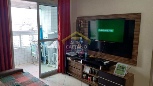 Imagem 1 de 23 de Apto 01 Dorm (01 Suíte), Mobiliado, Sacada, 01 Vaga, 65m²... - Vvnt249