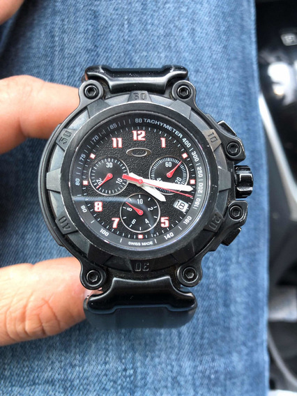 Reloj Oakley Crankcase Unobtainum Oakley 10-232