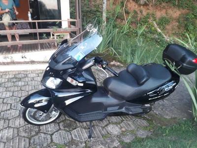 Suzuki Burgman 650 2011