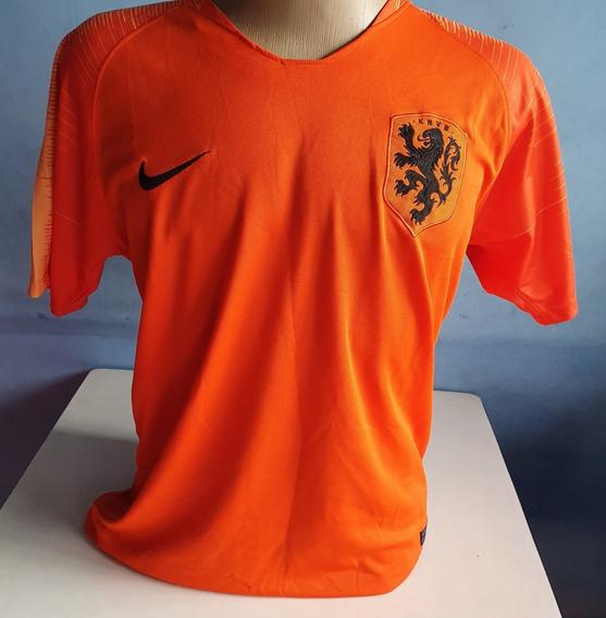 Camisa Holanda 2018/2019 18/19 Promoção