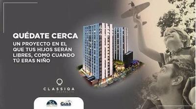 Departamentos Venta Classiqa Chapalita Desde $3,682,000 Clacha E1