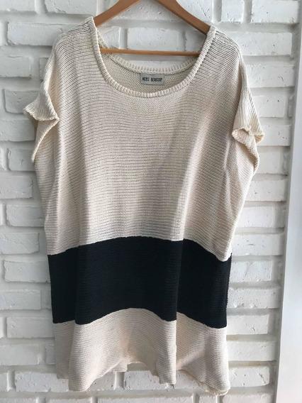 Maxi Sweater/vestido Súper Canchero ! Marca Merci Beaucoup