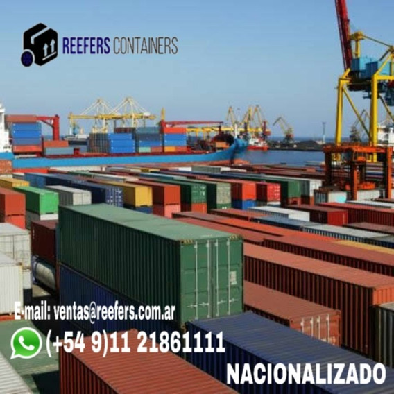 Contenedores Maritimos Containers Usado 20 Pies Gba Sur