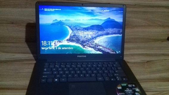 Notebook Positivo Motion Plus Q432a, Windows 10