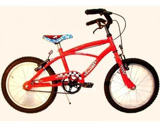 Bicicleta Playera Rodado 16 Y 20