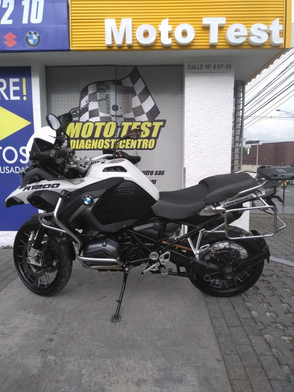 Bmw R1200gs Adventure Modelo 2014 Km 54.000
