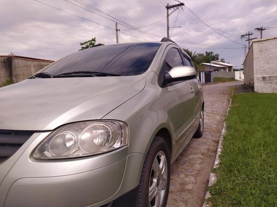 Volkswagen Spacefox 2008 1.6 Comfortline Total Flex 5p