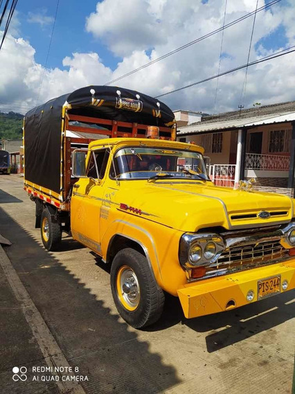 Ford 60 F100