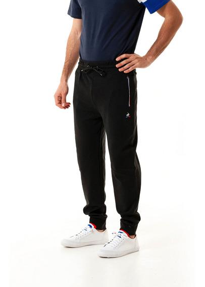 Pantalon Ess Tp Negro Hombre Le Coq Sportif