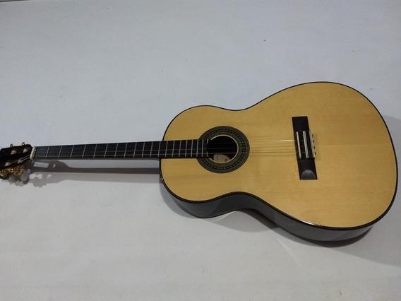 Raridade Violão Tenor Luthier Manoel Andrade Jacarandá