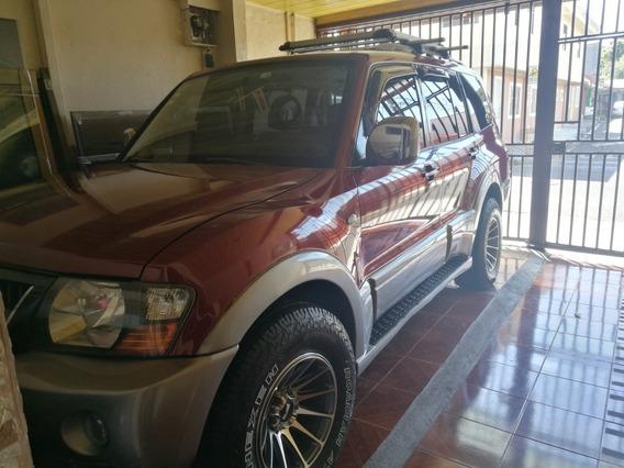 Mitsubishi Montero Gls Cachetona