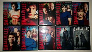 Smallville Serie Por Temporadas Entrega Inmediata