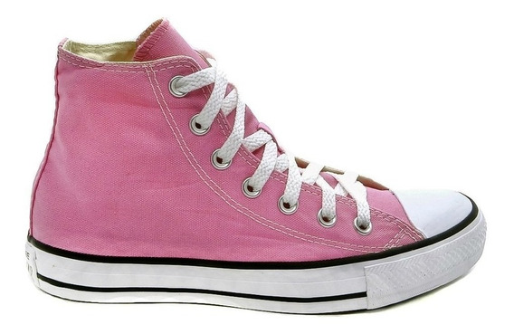 Tênis Converse All Star Ct As Core Hi Rosa