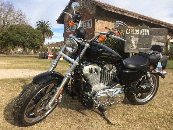 Harley Davidson L 883 (vendida, Quedó Plataforma Móvil)