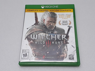 The Witcher 3 Completa Edition, Para Xbox One, Checalo!!