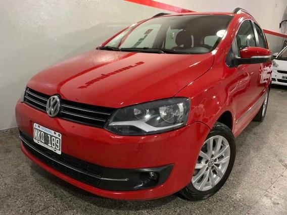 Volkswagen Suran 1.6 Imotion Highline 11c - Gnc - Inmaculada